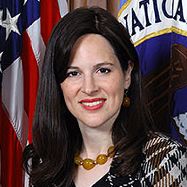 Anne Neuberger, Chief Risk Officer, National Security Agency (NSA)