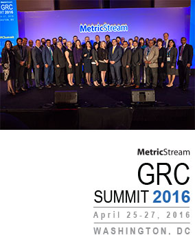 GRC Summit US 2016