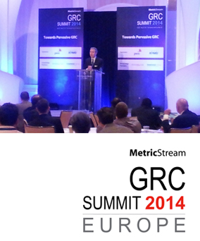 GRC Summit Europe 2014