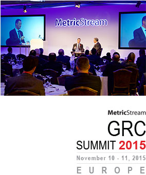 GRC Summit Europe 2015