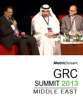 GRC Summit Middle East 2013