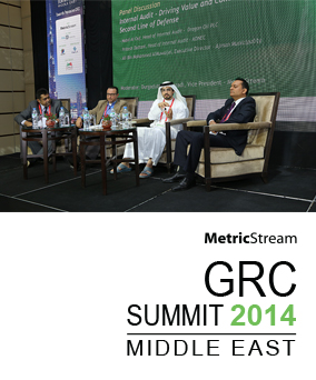 GRC Summit Middle East 2014