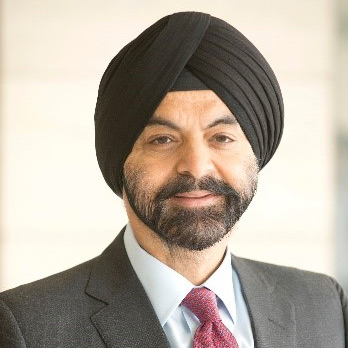 Ajay BangaChief Executive Officer, Mastercard