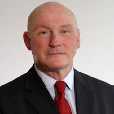 Paddy McGuiness, Former Deputy National Security Adviser in the UK's Cabinet Office