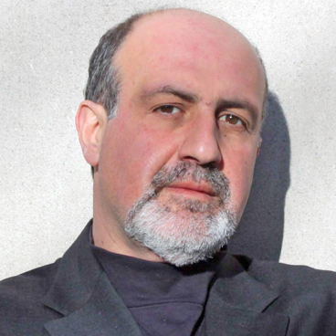 Nassim Nicholas Taleb, Best-Selling Author of The Black Swan: The Impact of the Highly Improbable